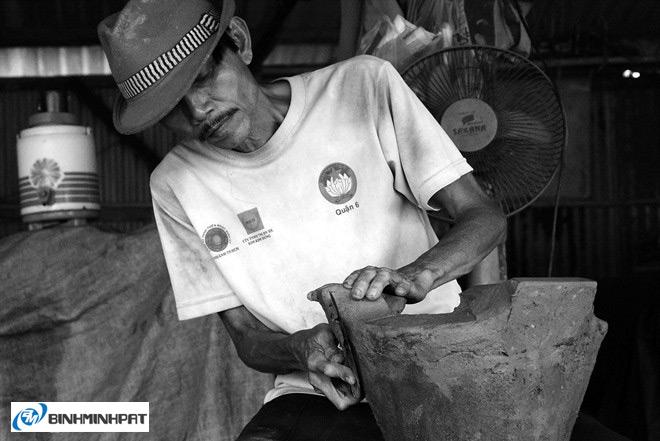 Lò gốm bên kênh Lò Gốm ở Sài Gòn 08