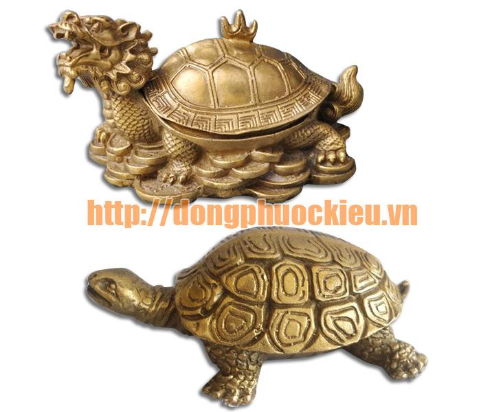Đúc linh vật rùa đồng