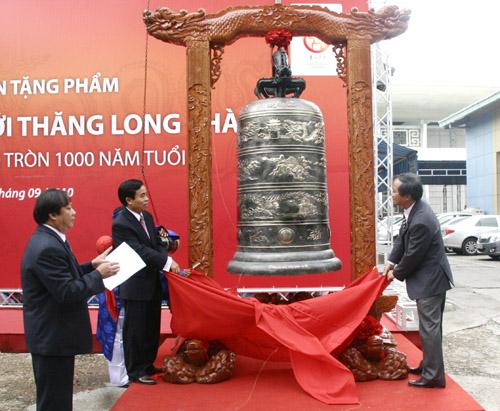 Quảng Nam: Dâng tặng Đại lễ Đại hồng chung