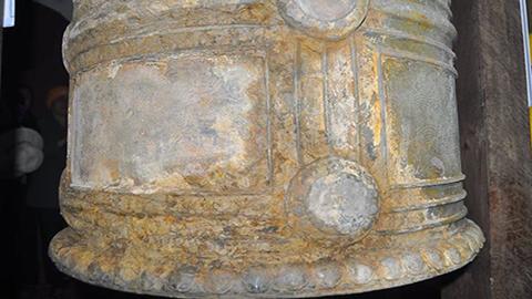 Ngắm chuông đồng cổ gần 1.000 năm -04